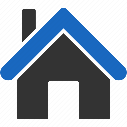 building, company, home, house, office, real estate, residence icon