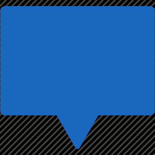 bubble, comment, communication, mail, message, speech, talk icon