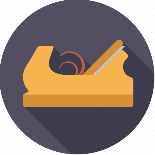 diy, plane, tool, woodwork, workshop icon