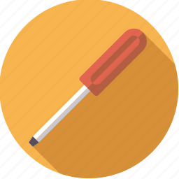diy, screwdriver, tool, workshop icon
