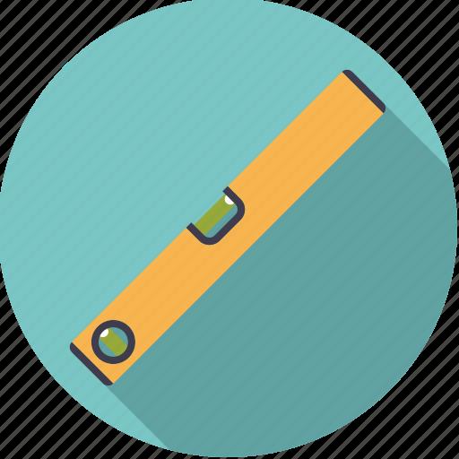 diy, level, measuring, spirit, tool, workshop icon