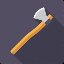 axe, craft, diy, lumber, tool, workshop icon