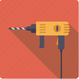 craft, diy, drill, electric, tool, workshop icon