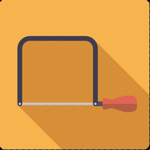 coping, craft, diy, handsaw, saw, tool, workshop icon