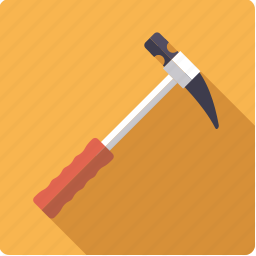 craft, diy, hammer, metal, tool, workshop icon