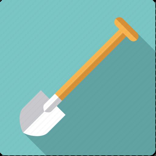 craft, gardening, shovel, spade, tool, workshop icon