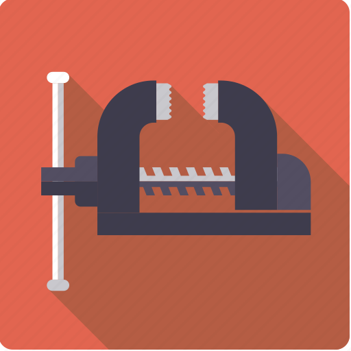 clamp, craft, diy, tool, vice, workshop icon