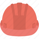 bump cap, engineering helmet, hard hat, rock climbing helmet, thermoplastic hard hat icon