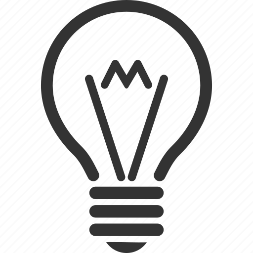 electric bulb, electrical, electricity, energy, lamp, light, power icon