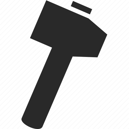 hammer, instrument, settings, tool icon
