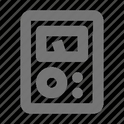 amperemeter icon