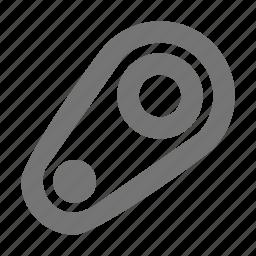 double, ratchet icon