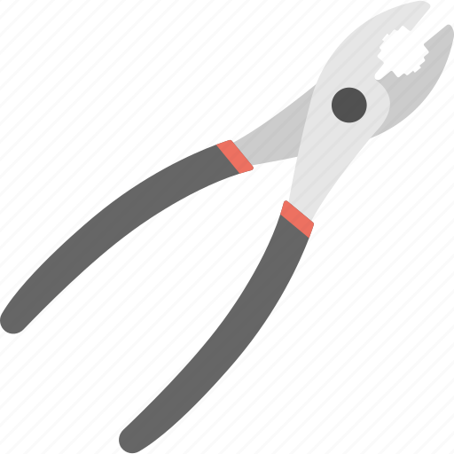 combination plier, electrician equipment, old plier, plumbing tool, repairing hand tool icon