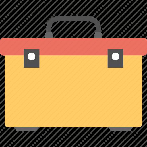 repair kit, repairing, tackle box, toolbox, toolkit icon