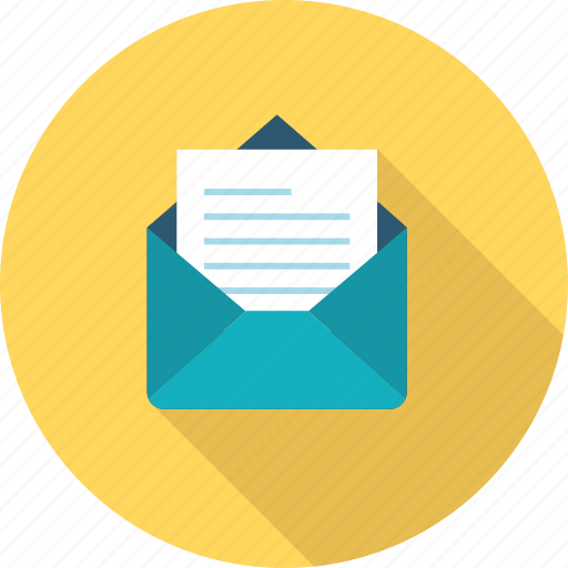 email, letter, mail, message, talk, tool icon