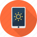 light, phone, setting, telephone, tool icon
