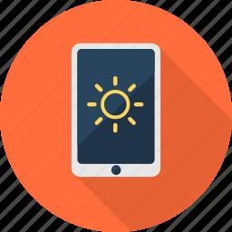 light, phone, setting, telephone, tool icon