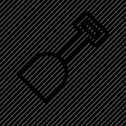 Carpenter, diy, implement, shovel, tool, work icon - Download on Iconfinder