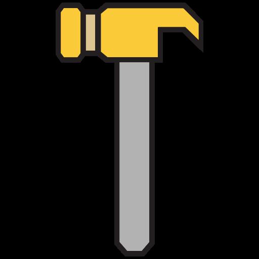 hammer, maintenance, repair, tools icon