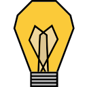 bulb, electricity, idea, illumination, invention, light, technology