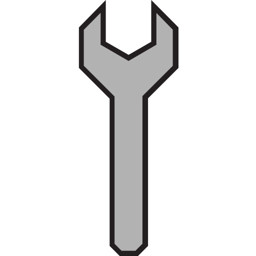 maintenance, repair, tools, wrench icon