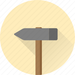 build, building, hammer, tool, tools, work, worker icon