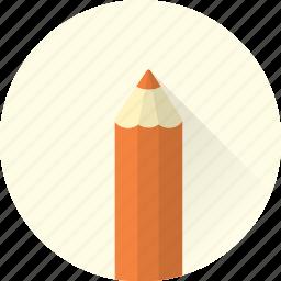 document, draw, edit, pencil, text, write icon