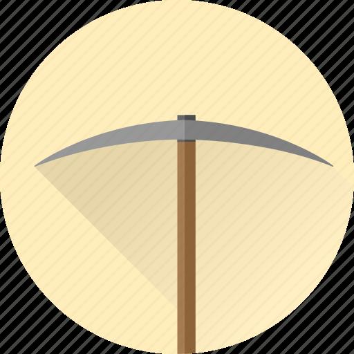 digger, digging, mine, miner, pick, work, worker icon