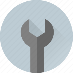 config, control, preferences, repair, setting, tool, wrench icon