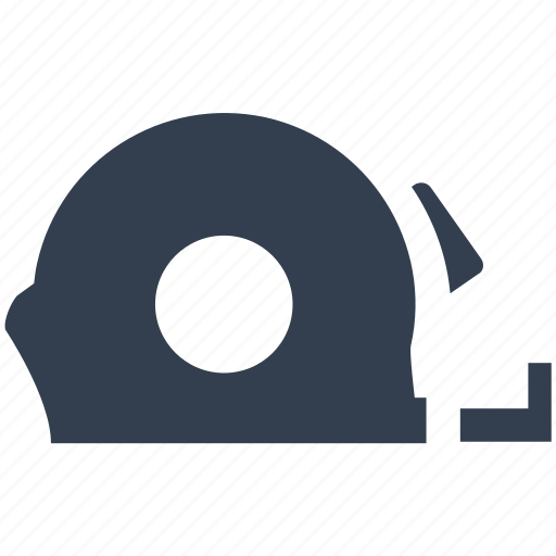 equipment, measure, measurement, meter, ruler, tools, work icon