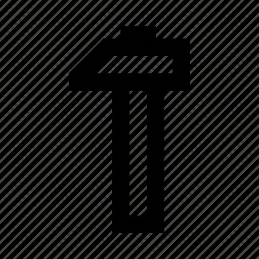 construction, hammer, repair, tool, tools icon