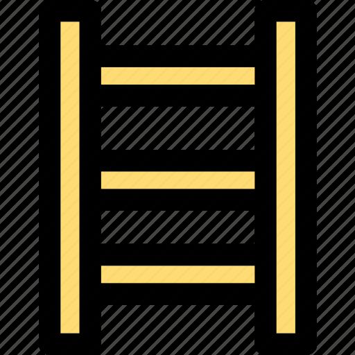 adornment, decoration, ladder icon
