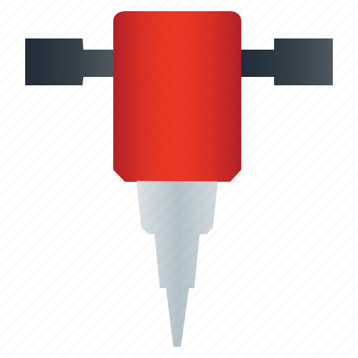 auger, bit, drill, drilling, power, tool icon