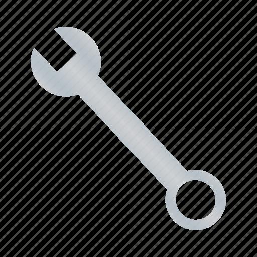 maintenance, spanner, tool, workshop icon