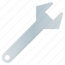 tappet, tool, workshop, wrench icon