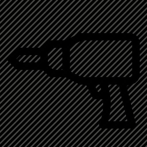 bore, drill, equipment, repair, service, tool, tools icon