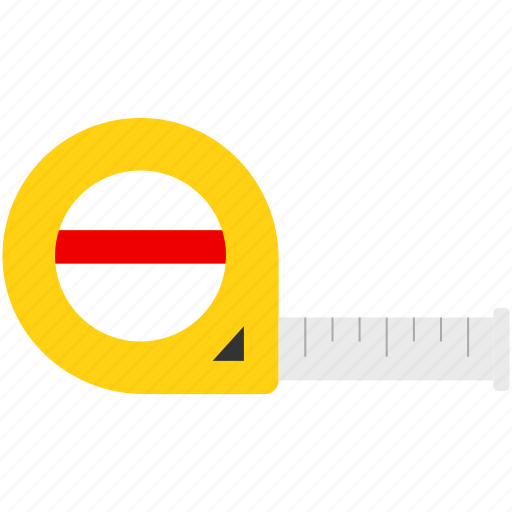 Equipment, ruler, tape measure icon - Download on Iconfinder
