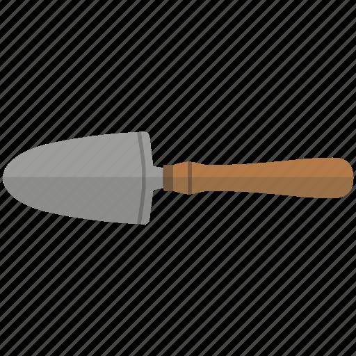 dig, gardening, horticultural, shovel, tool, trowel icon