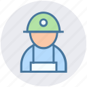construction engineer, builder, worker, person, construction, civil engineer, man