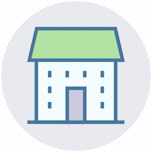 Building, construction, home, house, hut, real estate icon - Download on Iconfinder