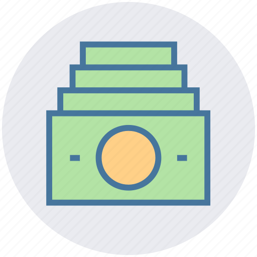 cash, construction, dollar, dollar notes, money, notes, payment icon