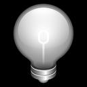 alert, bulb, idea, off, think