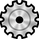 cog, gear, preferences, settings icon