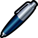 ballpen, edit, jotter, parker, pen, write icon
