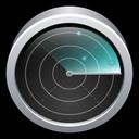 app, monitor, radar, scan icon