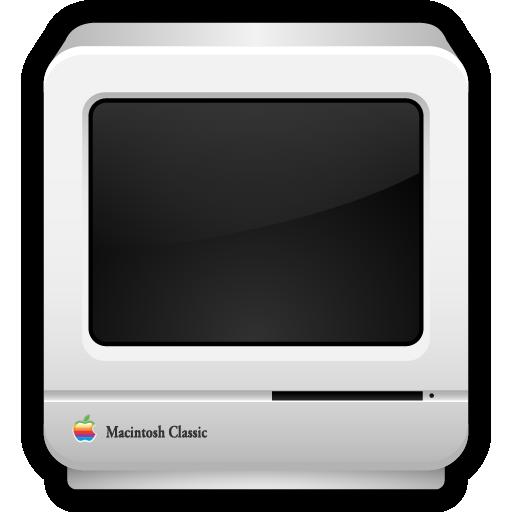 Apple, classic, imac, mac, macintosh icon - Free download