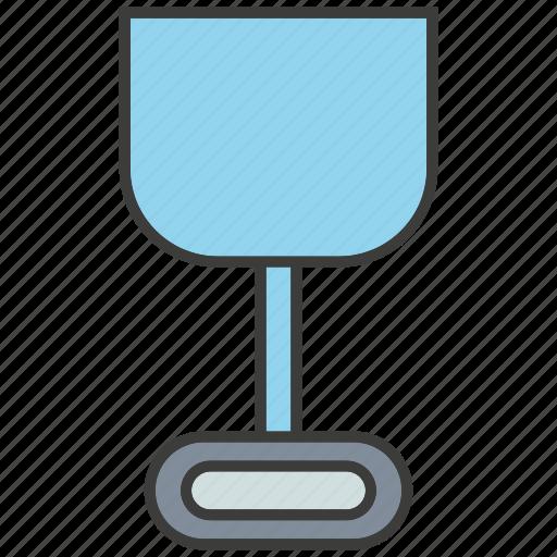 dip, draw, scoop, shovel, tool icon