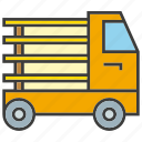 car, transport, truck, vhicle icon