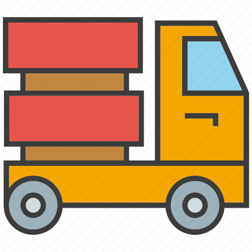 car, transport, truck, vehicle icon