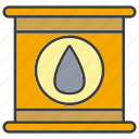 barrel, benzine, energy, gas, oil, petroleum icon